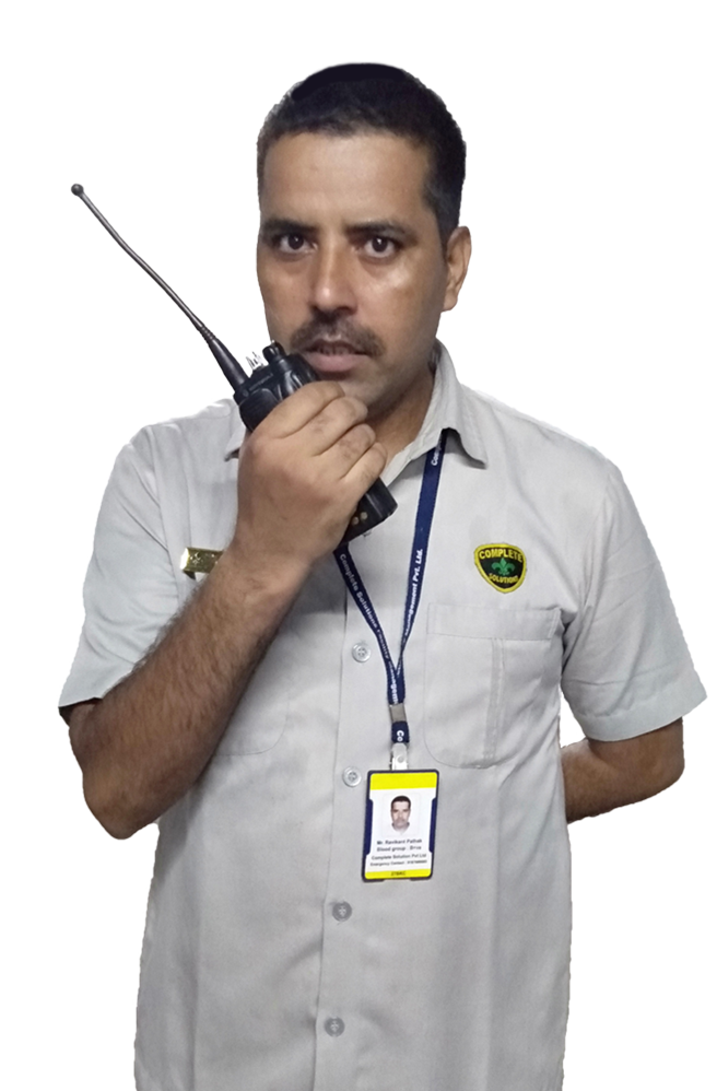 Best security services company in Mumbai